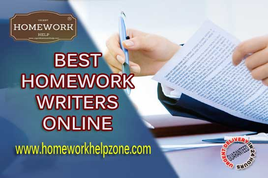 best homework writing service online