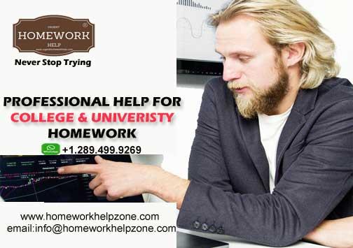 help for college & university homework