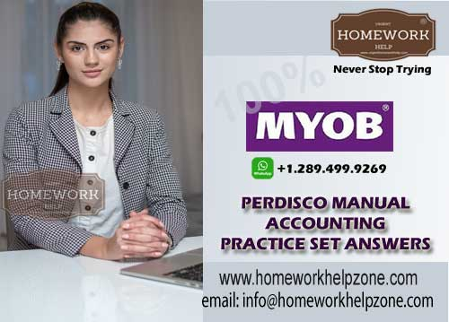 perdisco manual accounting practice set solutions